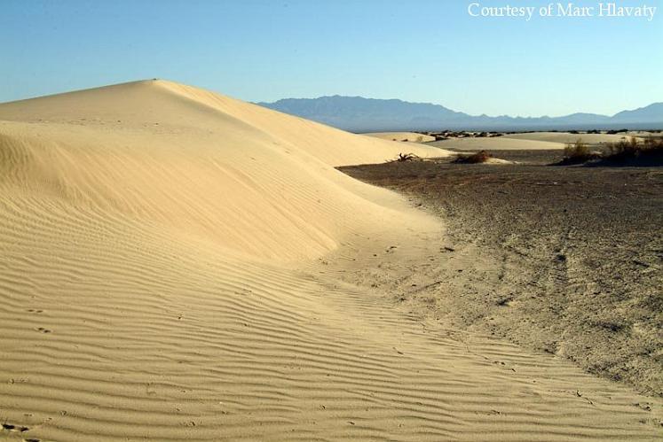 Palen Sand Dunes