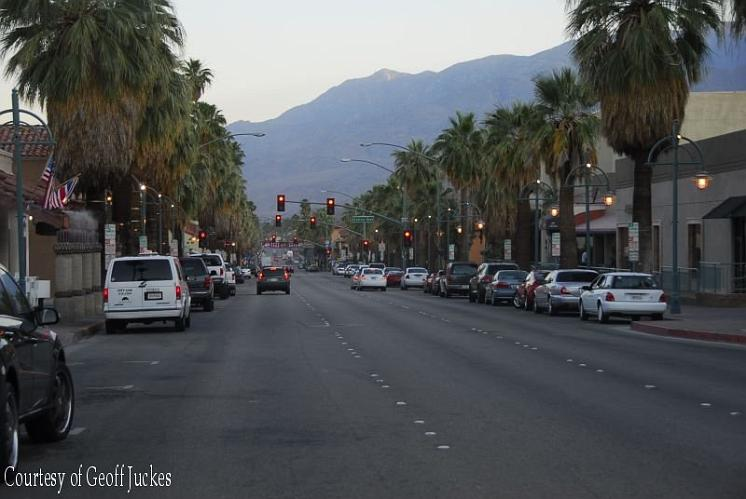 Palm Canyon Drive - Palm Springs