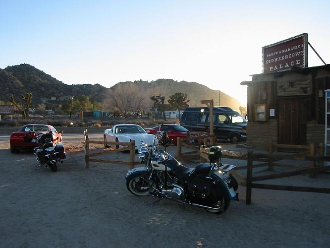 Pappy and Harriets - Pioneertown