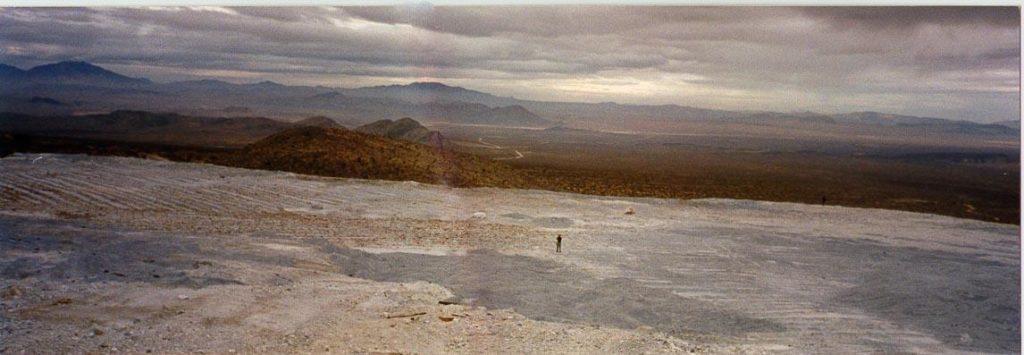 Partin Limestone Dry Lake