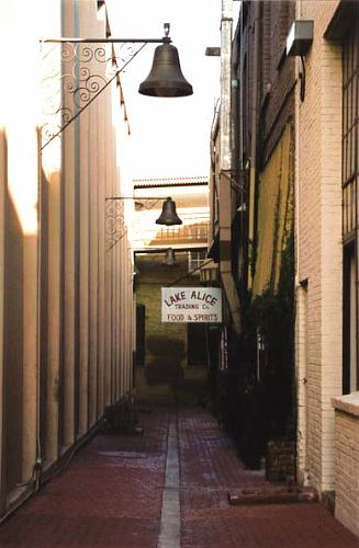 Riverside Alley