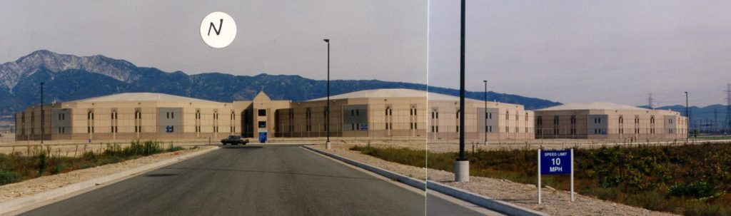 Riverside County Jail