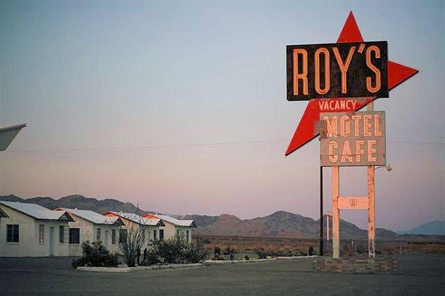 Roys Cafe - Amboy