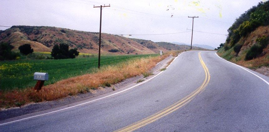 San Timeteo Road