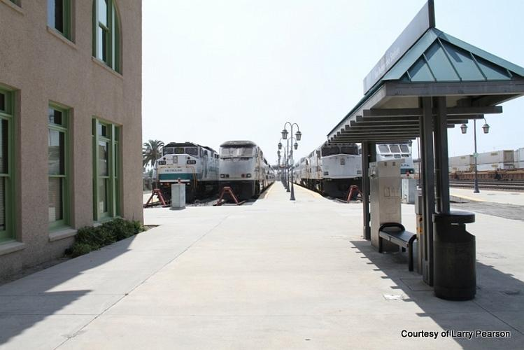 Sante Fe Depot - San Bernardino