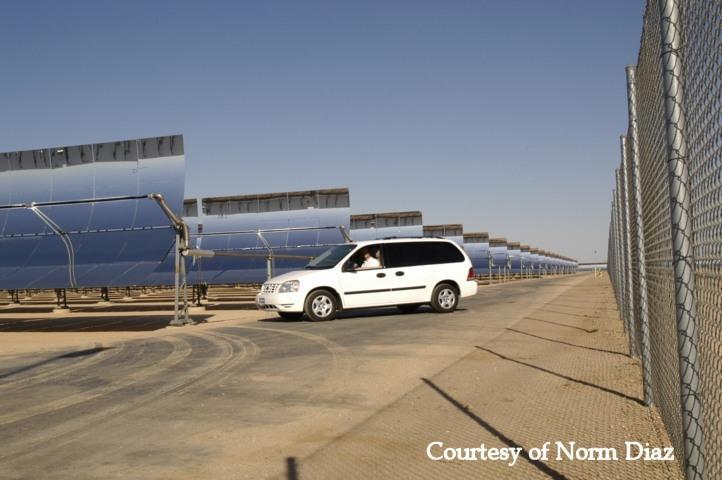 Solar - Boron