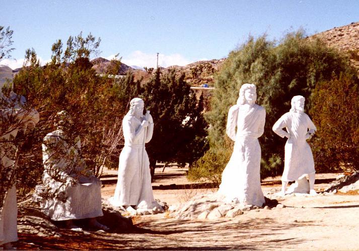Statue Park