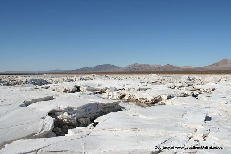 Superior Salt Flats - Twentynine Palms