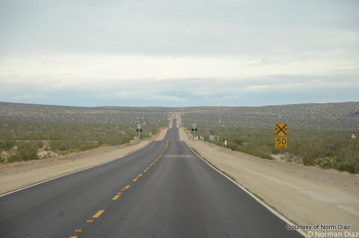 Trona Road