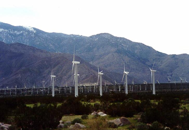 Turbines Dillon Road