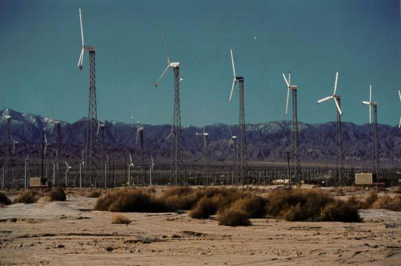 Windmills - Coachella Valley