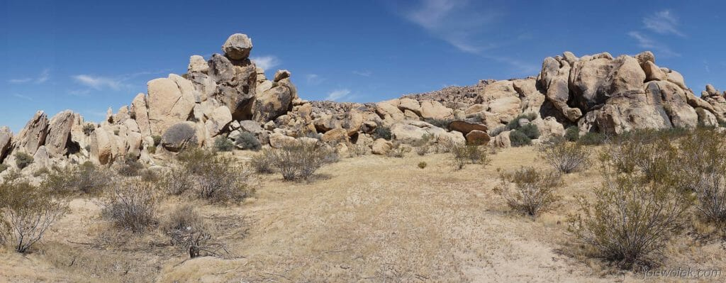 Deadman's Point - Lucerne Valley