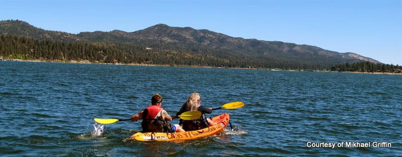 Big Bear Lake - Photo Courtesy of Mikhael Griffin
