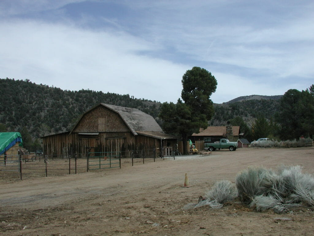 Camp Oakes - Big Bear City - Photo Courtesy of Dan Taylor