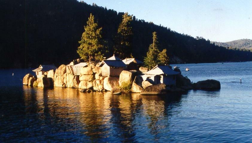China Island Big Bear Lake