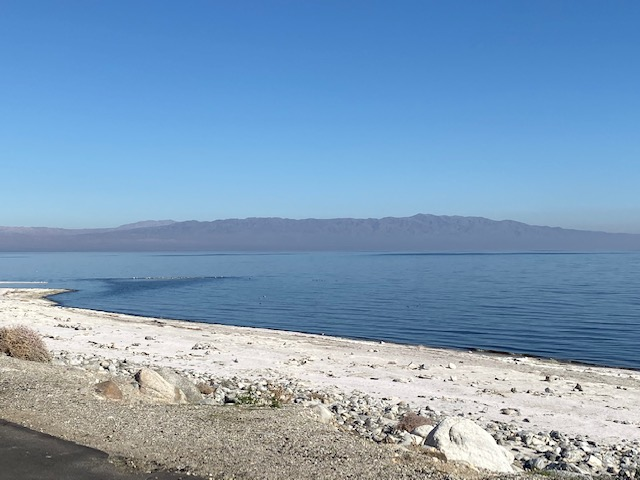 Salton Sea - Desert Shores