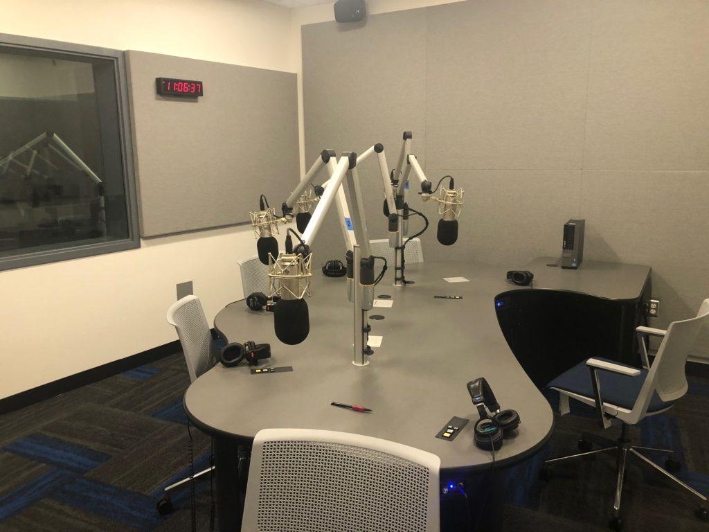 KVCR   San Bernardino   Radio Studio