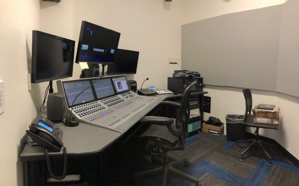KVCR   San Bernardino   Radio Studio 03