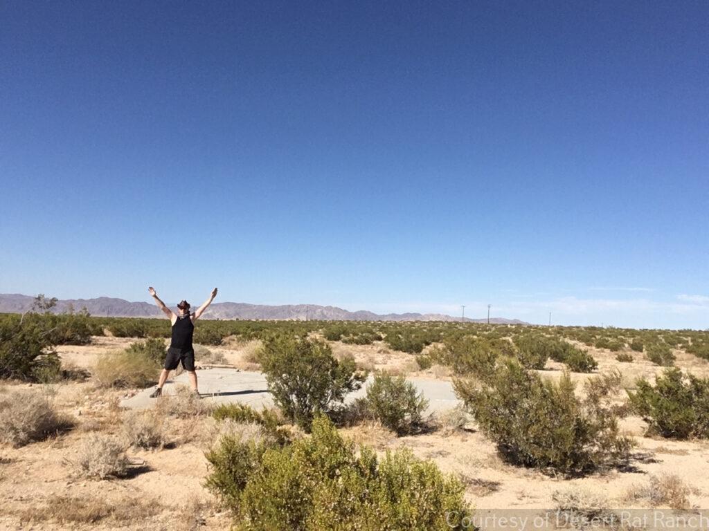 Desert Rat Ranch   Joshua Tree