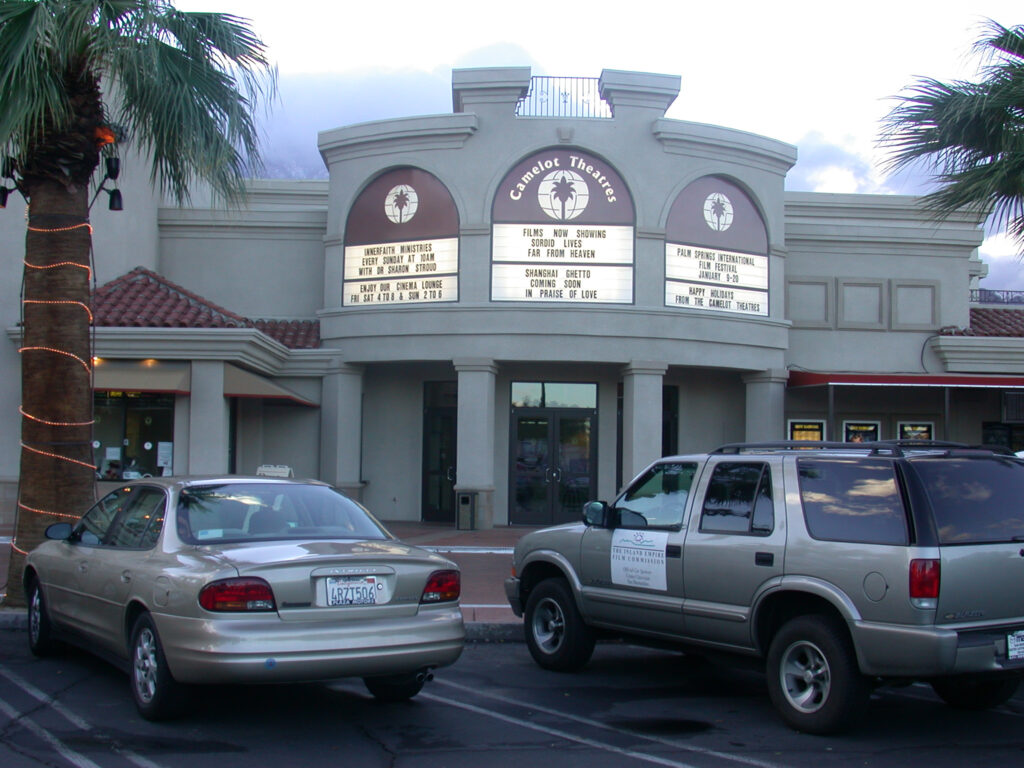 Camelot Theatres Palm Springs 02