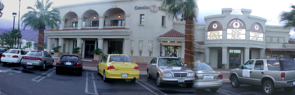 Camelot Theatres Palm Springs