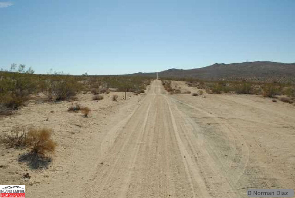 Fossil Bed Rd   Barstow1