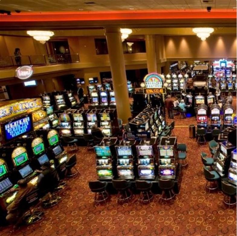 Fantasy Springs Resort Casino   Indio