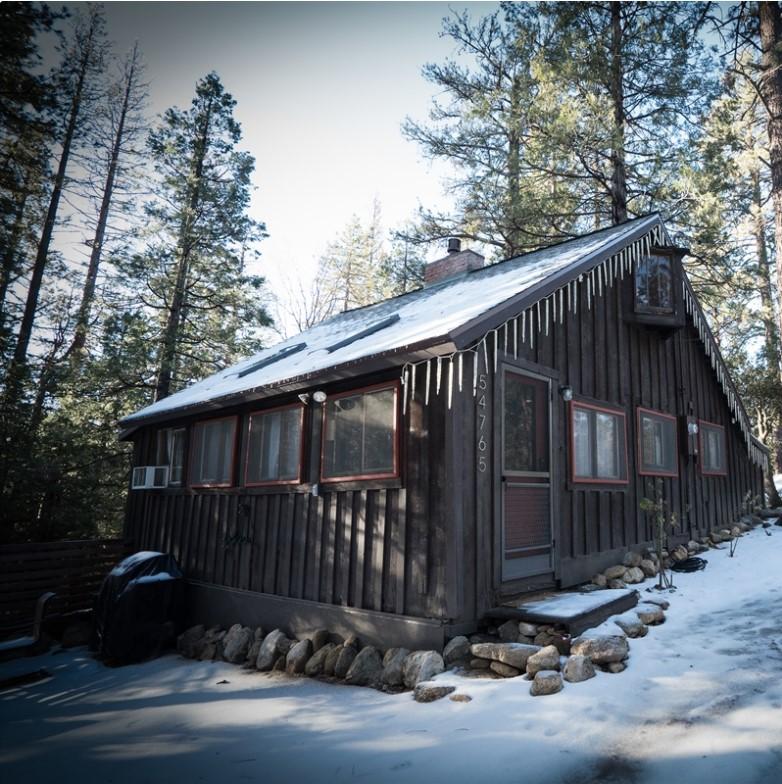 Halbeisen Cabin   Idyllwild