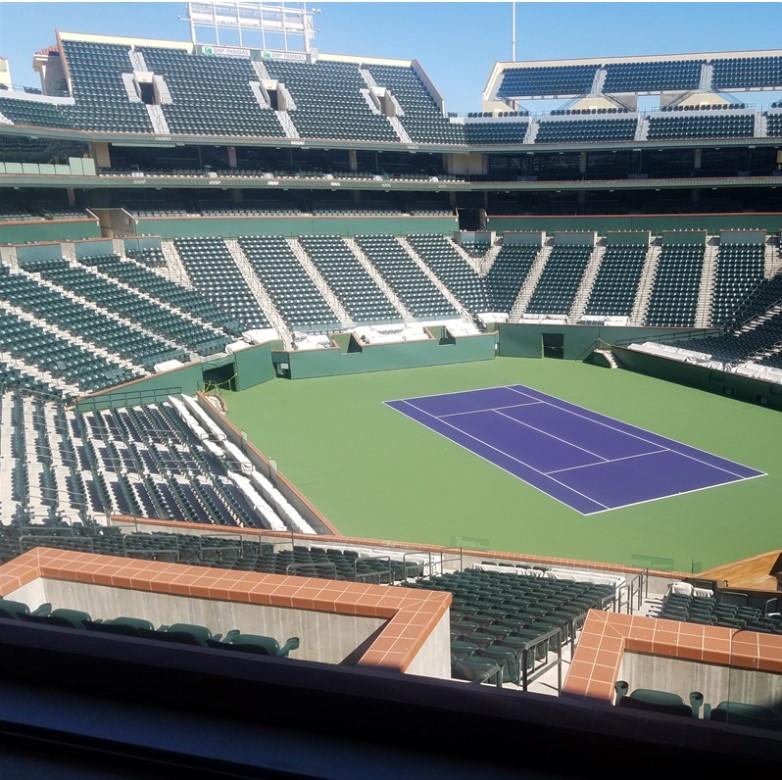 Indina Wells Tennis Gardens   Indian Wells