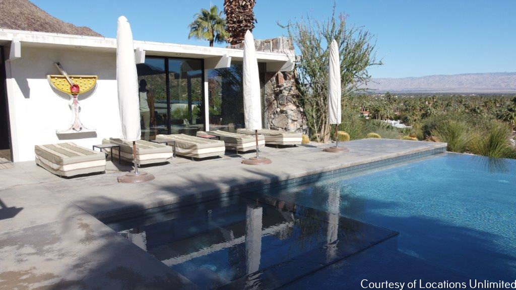 On The Rocks House   Palm Springs