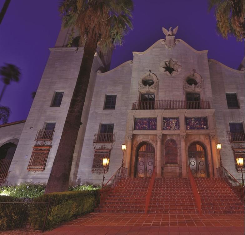 Riverside Municipal Auditorum   Riverside