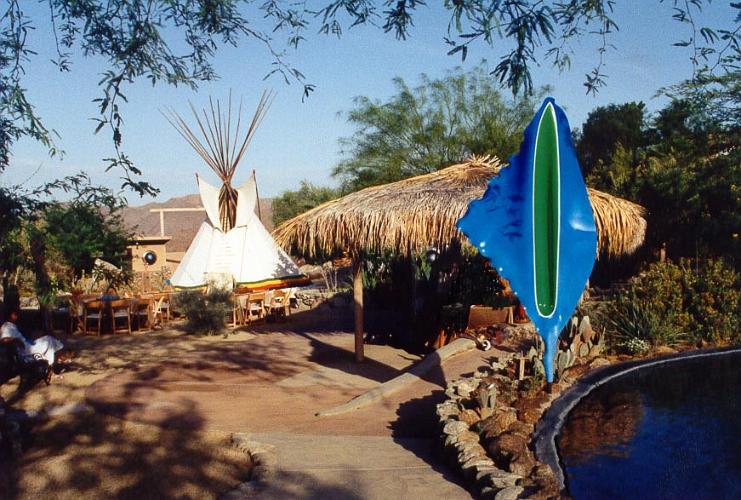 Aerie Art and Sculpture Garden-Palm Desert