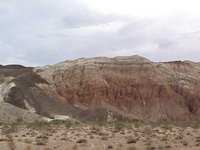 Afton Canyon-Yerno
