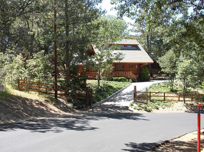 Allnutt House - Lake Arrowhead