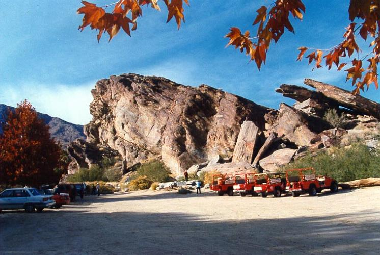 Andreas Canyon-Palm Springs
