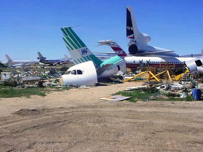 Aviation Warehouse - Adelanto