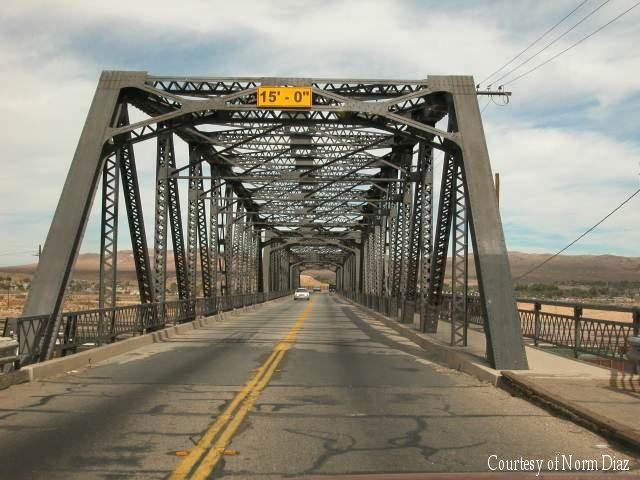 1st Street bridge - Barstow2