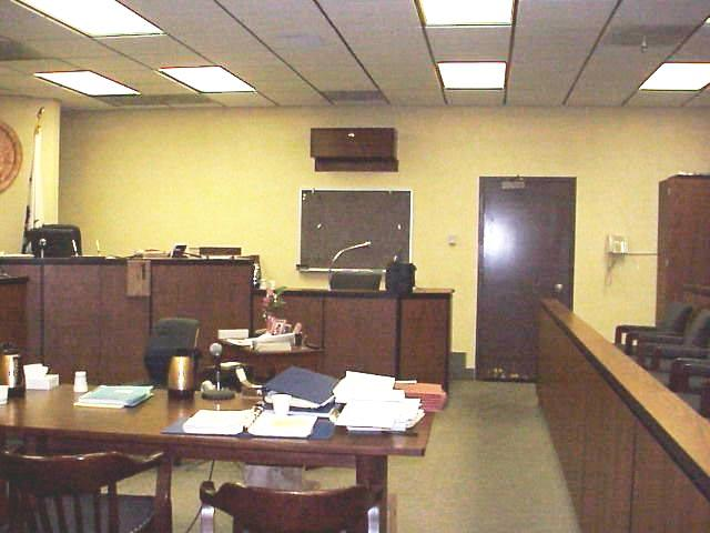 Barstow Courtroom