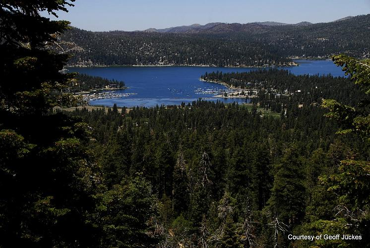Big Bear Lake - Big Bear Lake