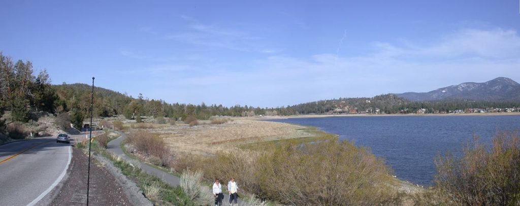 Big Bear Lake Trail