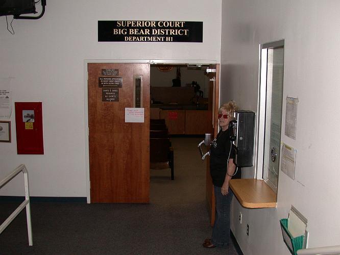 Big Bear Lake Courthouse