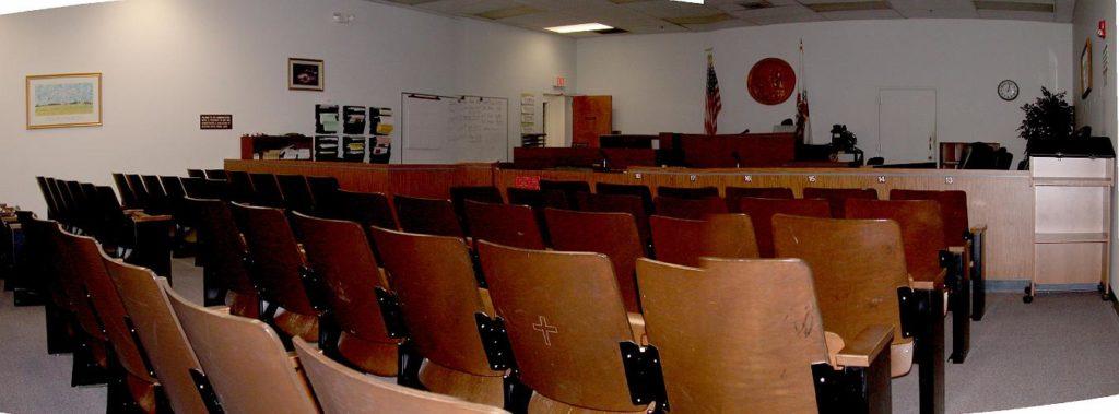 Big Bear Lake Courtroom