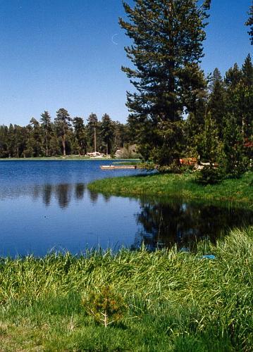 Bluff Lake - Big Bear Lake
