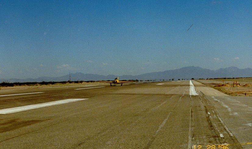Blythe Airport - Blythe