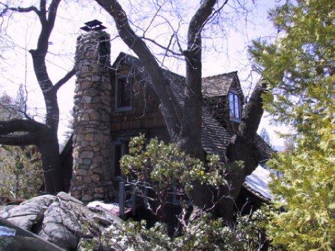 Boulder Crest - Lake Arrowhead