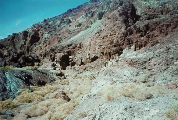 Calico Ghost Town-Yermo
