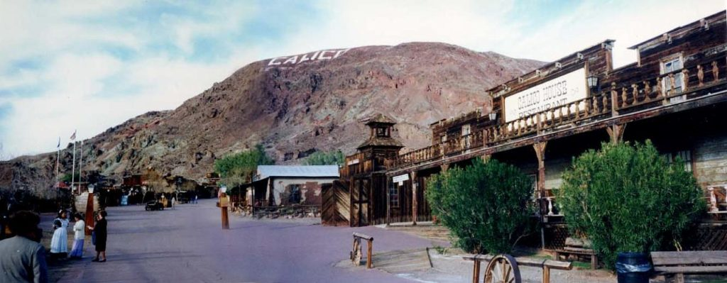 Calico Ghost Town - Yermo