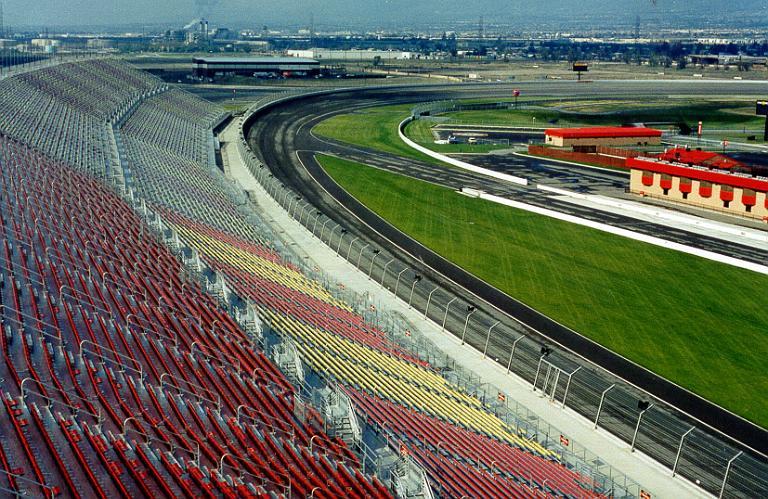 Auto Club Speedway - Fontana3