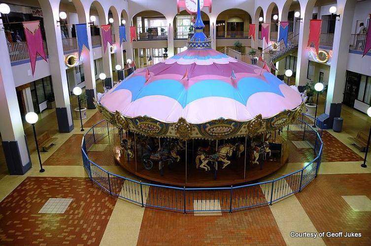 Carousel Mall - San Bernardino
