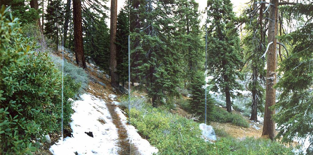 Castle Rock Trail - Big Bear Lake